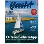Yacht 16/2021 Ostsee-Geheimtipp
