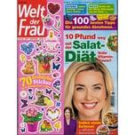 Welt der Frau 6/2021 Salat-Diät