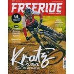 Freeride 3/2021 14 Knieschoner Crash-Test