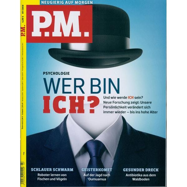 P.M. Magazin 7/2019 Wer bin ich?