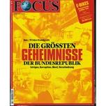 FOCUS 21/2019 Die grössten Geheimnisse der Bundesrepublik