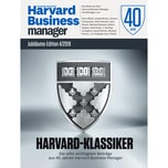 Harvard Business Manager Edition 4/2019