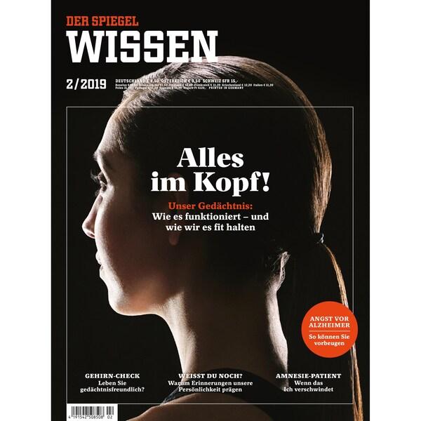 Spiegel Wissen 2/2019 Alles im Kopf!