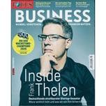 FOCUS Business 3/2019 Inside Frank Thelen