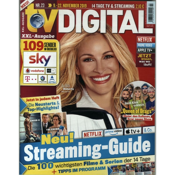 TV Digital XXL 23/2019 Streaming-Guide