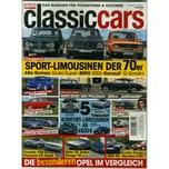 Auto Zeitung Classic Cars 10/2021 Sport-Limousinen der 70er