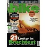 Bike 4/2019 21 Lenker im Bruchtest