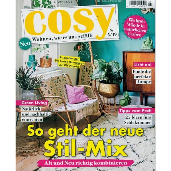 cosy 05/2019 So geht der neue Stil-Mix