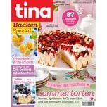 Tina Backen Spezial 2/2020 Sommertorten