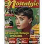Nostalgie 4/2019 Audrey Hepburn: Die traurige Enthüllung