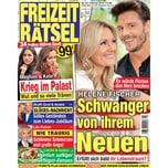Freizeit & Rätsel 3/2019 Helene Fischer: Schwanger von Neuen