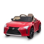Homcom Kinderauto von Lexus rot