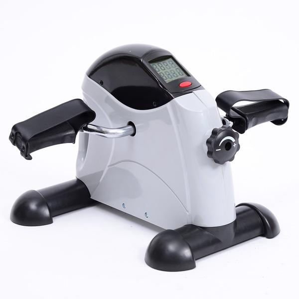 Homcom Mini Bike mit LCD-Display weiß/schwarz
