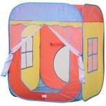 Homcom Pop-up Spielhaus für Kinder bunt