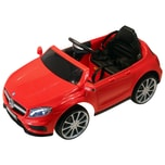 Homcom Kinder Elektroauto Mercedes Benz AMG GLA rot