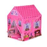 Homcom Prinzessin-Spielzelt rosa