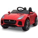 Homcom Kinder Elektroauto Jaguar rot