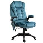 Vinsetto Bürostuhl mit Massage- und Wärmefunktion