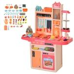 Homcom Kinderspielküche mit Zubehör