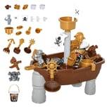 HOMCOM Kinder-Sandspielzeug Piratenthema