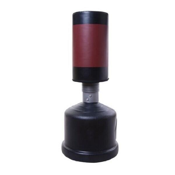 Homcom Standboxsack 3-fach höhenverstellbar schwarz-rot