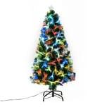 Homcom Weihnachtsbaum inklusive Metallständer grün