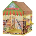 Homcom Supermarkt-Spielzelt bunt