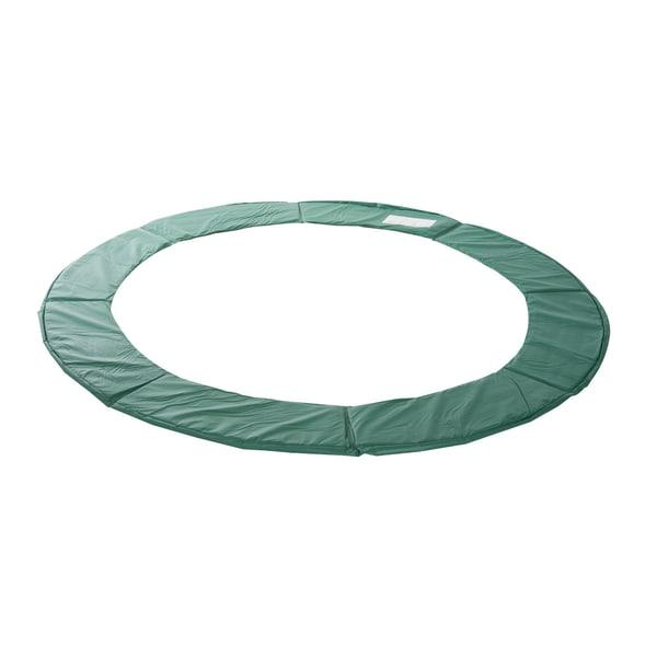 Outsunny Randabdeckung für Trampoline grün 244cm