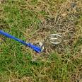 Pawhut Hundesport blau/rot