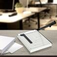 Homcom Papierschneidemaschine bis DIN A4 weiß/schwarz