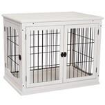 Pawhut Hundekäfig mit 2 Türen