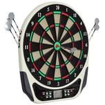 Homcom Elektronische Dartboard für bis zu 16 Spielern schwarz/weiß/rot/grün