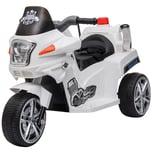 Homcom Kindermotorrad Police