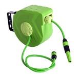 Durhand Schlauchtrommel schwenkbar grün