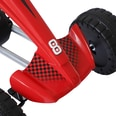 Homcom Kinderfahrzeug mit Pedalen rot/schwarz