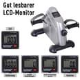 Homcom Pedaltrainer mit LCD-Display