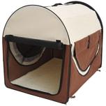 Pawhut Hundetransportbox in Größe L