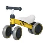 HOMCOM Kinder Laufrad für Innen und Außen