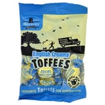 Walkers'' Nonsuch English Creamy Toffees 150g - Sahne-Toffee