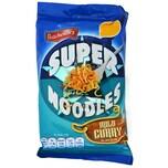Batchelors Super Noodles Curry Flavour - Instant-Nudelgericht Curry-Geschmack