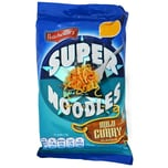 Batchelors Super Noodles Curry Flavour Instant-Nudelgericht Curry-Geschmack 100g