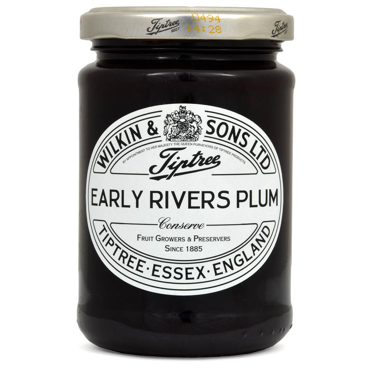 Wilkin & Sons Early Rivers Plum Pflaumenkonfitüre extra 340g