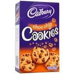 Cadbury Cookies Choc Chip - Kekse mit Schokostückchen