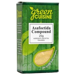 Green Cuisine Asafoetida Compound 20g - Asafoetida-Mischung
