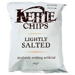 Kettle Chips Lightly Salted (Sea Salt), Tüte 40 g