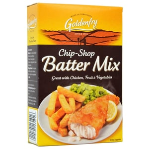 Goldenfry Chip-Shop Batter Mix - Backteig-Mischung