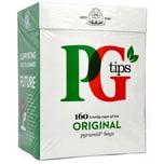 PG Tips Tee 160 Teebeutel - 464g - Schwarztee in Teebeuteln