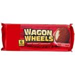 Burtons Wagon Wheels - Biskuit-Törtchen mit Schokoüberzug