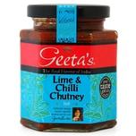 Geeta´s Lime & Chilli Chutney - Limetten-Chili-Chutney