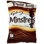 Galaxy Minstrels Milchschokolade mit Zuckerüberzug 80g